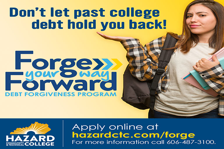 Forge Your Way Forward Flyer