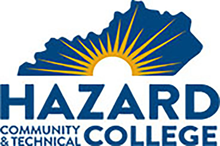 Hazard full color vertical logo